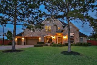 15 Compton Manor Drive, Spring TX