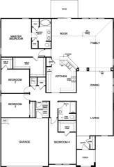 Brookhaven Plan in Bartram Creek - Executive Series, Jacksonville, FL