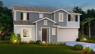 Residence 1 Plan in Fallbrook Place, West Hills, CA