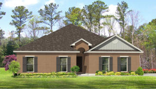 The Victoria Plan in Firethorne, Fairhope, AL