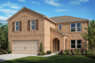 Plan 2535 in Winn Ridge, Aubrey, TX