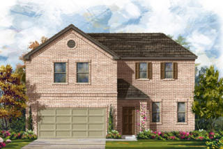 Plan A-2502 in Summerfield, Taylor, TX