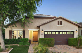 Manzanita Plan in Parkside at Anthem at Merrill Ranch, Florence, AZ