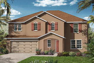 The Hamilton Plan in Bartram Creek - Executive Series, Jacksonville, FL