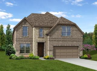 Olivia (VOC) Plan in Villages of Carmel, Denton, TX