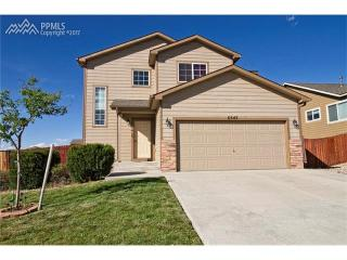 6543 Passing Sky Drive, Colorado Springs CO