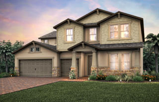 Mariner Plan in Lakeshore at Narcoossee, Saint Cloud, FL