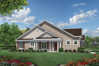 Kimberton Plan in Regency at Prospect, Prospect, CT
