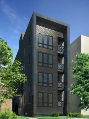 1445 West Fry Street, Chicago IL