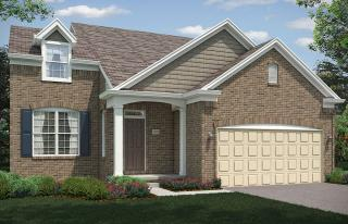 Oakhurst Plan in Creek View Estates, Louisville, KY