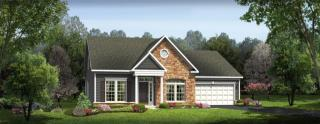 Winterbrook Plan in Jordan Pointe Manors, New Hill, NC