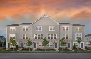 Chelsea Plan in Lofts at Haydens Crossing North, Dublin, OH