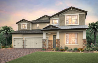 Heatherton Plan in Lakeshore at Narcoossee, Saint Cloud, FL