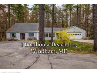 1 Boathouse Beach Lane #27, Windham ME