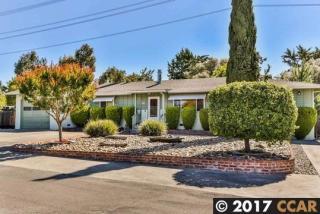 1727 Teakwood Drive, Martinez CA