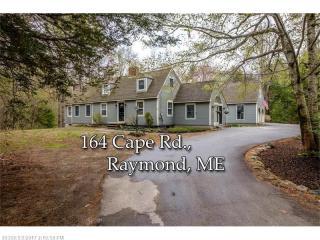 164 Cape Road, Raymond ME