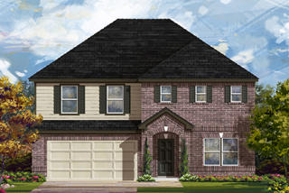 A-2881 Plan in Presidential Meadows - Classic Collection, Manor, TX