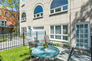 1315 South Plymouth Court #B, Chicago IL