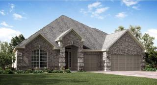 Ruby Plan in Falls at Green Meadows : Bridgewater, Texas Reserve, and Vista, Katy, TX