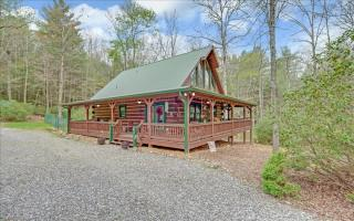487 White Pine Trail, Suches GA
