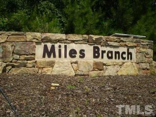 42 Miles Branch Road, Pittsboro NC