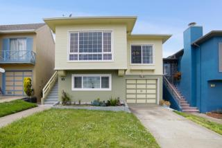 78 Park Manor Dr, Daly City, CA