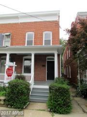 217 Washington Street, Frederick MD