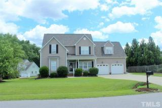 822 Glory Pond Court, Willow Spring NC