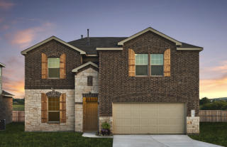 Claypool Plan in Bellingham Meadows, Austin, TX