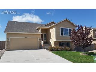 6219 Passing Sky Drive, Colorado Springs CO