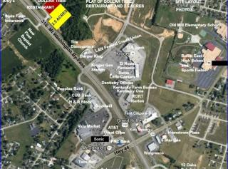 684 North Highway 31 E Bypass Bardstown Road, Mount Washington KY