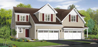 Hickory Elite Plan in Regency at Prospect, Prospect, CT