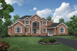 Malvern Plan in Trotters Glen, Olney, MD