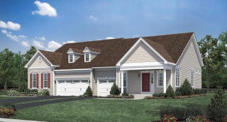 Clearbrooke Plan in Regency at Prospect, Prospect, CT