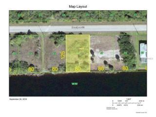 15496 Hennipen Circle, Port Charlotte FL