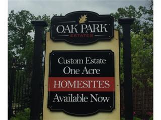 Lot 25 Oak Park Vista, Westfield IN