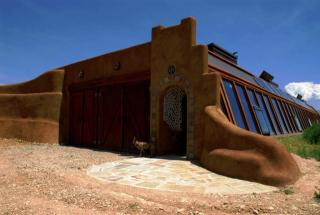 14 Earthship Way, Taos NM