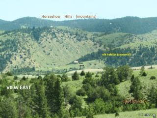 416 Lot 285 Pine Top Trail, Three Forks MT