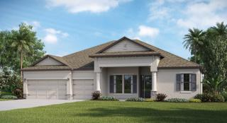 Doral Plan in Portico : Estate homes, Fort Myers, FL