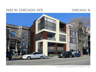 2432 West Chicago Avenue #3N, Chicago IL
