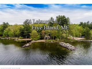 54 Leisure Lane, Frye Island ME