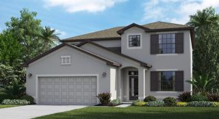 Amalfi Plan in Portico : Executive homes, Fort Myers, FL