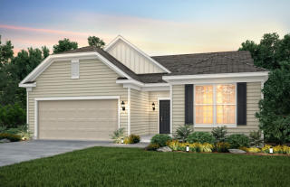 Abbeyville Plan in The Enclave at Fieldstone Preserve, Strongsville, OH