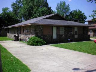 3708 10 W Short 13th Avenue, Pine Bluff AR