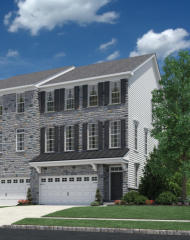 Bradbury Plan in Ravenscliff at Media - Townhomes, Media, PA