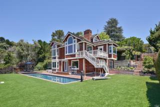 42 Meadow Hill Drive, Tiburon CA