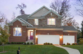 Farmington Plan in Creek View Estates, Louisville, KY