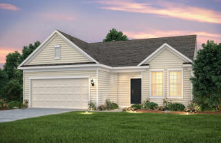 Martin Ray Plan in The Enclave at Fieldstone Preserve, Strongsville, OH