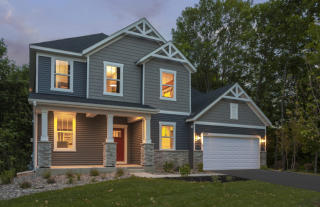 Westchester Plan in Trillium Cove - Expressions Collection, Prior Lake, MN