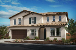 Residence Five Plan in Capistrano at Spring Mountain Ranch, Riverside, CA